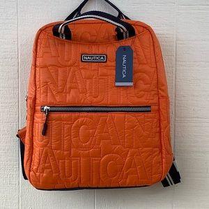 Nautica Backpack Orange